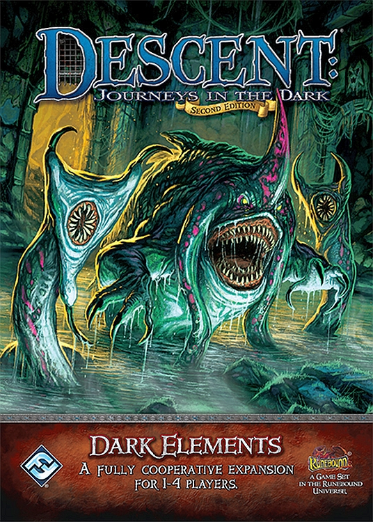 Descent: Journeys in the Dark (Second Edition) – Dark Elements - obrázek