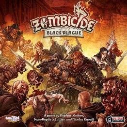 Zombicide black plague plus expanzie
