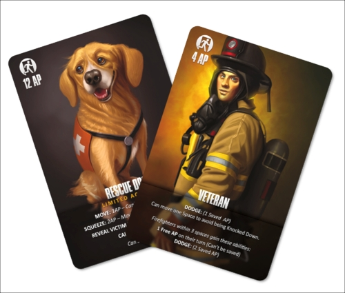 Flash Point: Fire Rescue – Veteran and Rescue Dog - obrázek