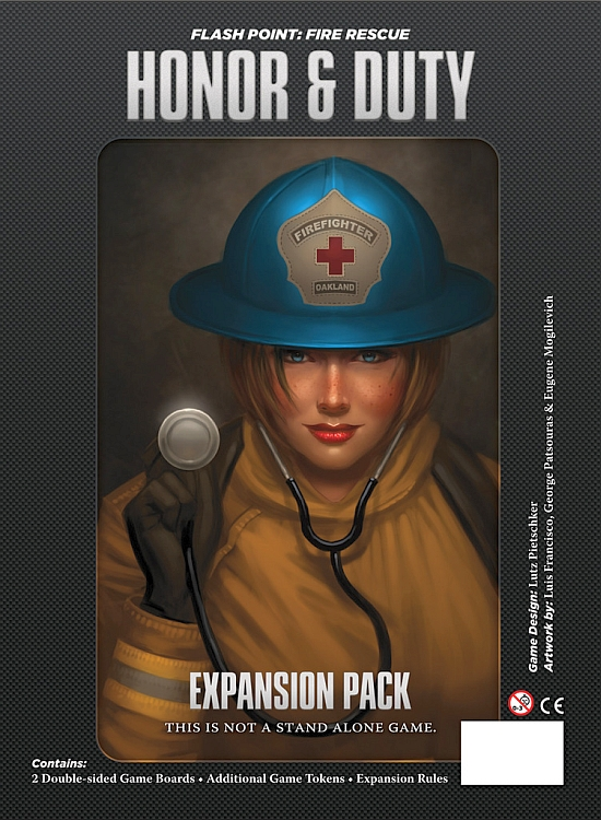 Flash Point: Fire Rescue – Honor & Duty - obrázek