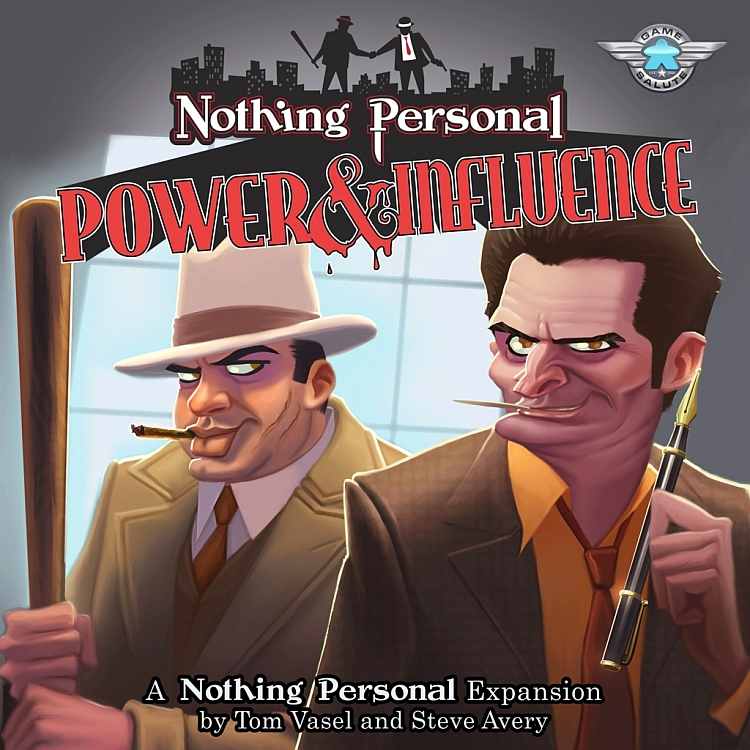 Nothing Personal: Power & Influence - obrázek