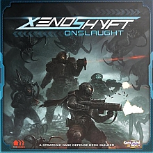Xenoshyft Onslaught-Game Night Kit#1/sada=10karet