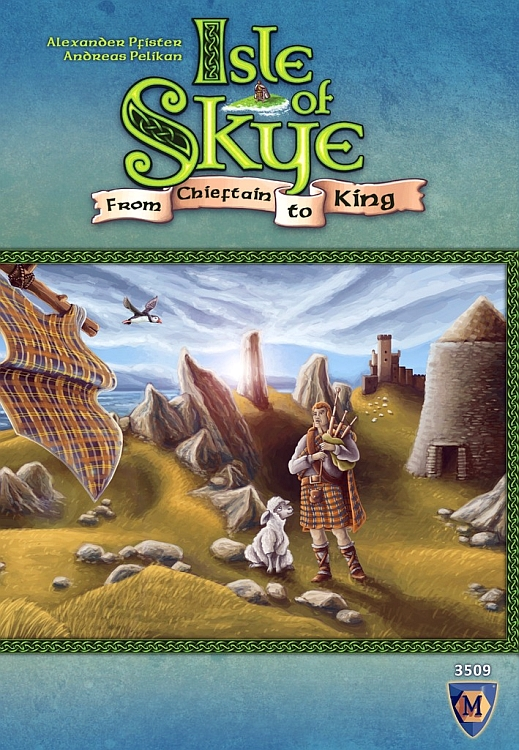 Isle of Skye: From Chieftain to King - obrázek