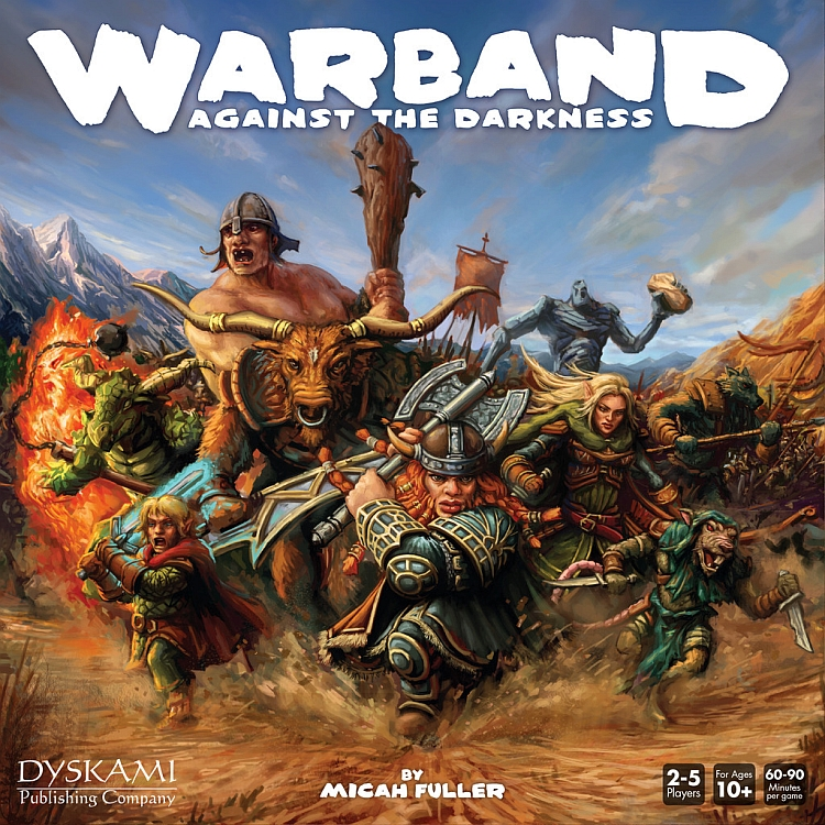 Warband: Against the Darkness - obrázek