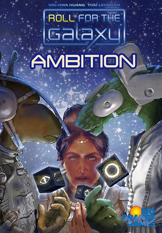 Roll for the Galaxy: Ambition - obrázek