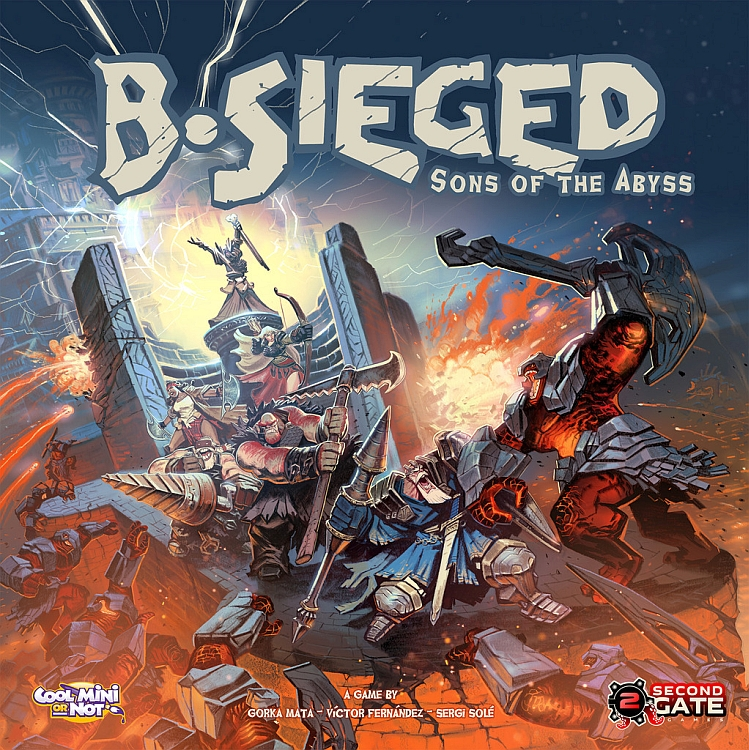B-Sieged: Sons of the Abyss - obrázek