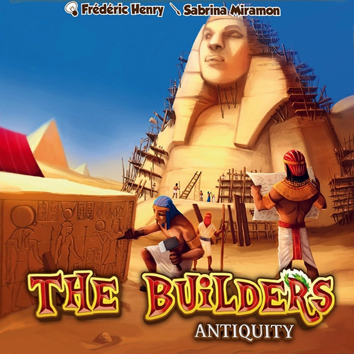 Builders, The: Antiquity - obrázek