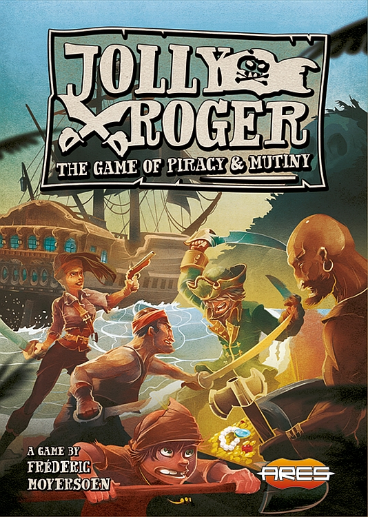 Jolly Roger: The Game of Piracy & Mutiny - obrázek