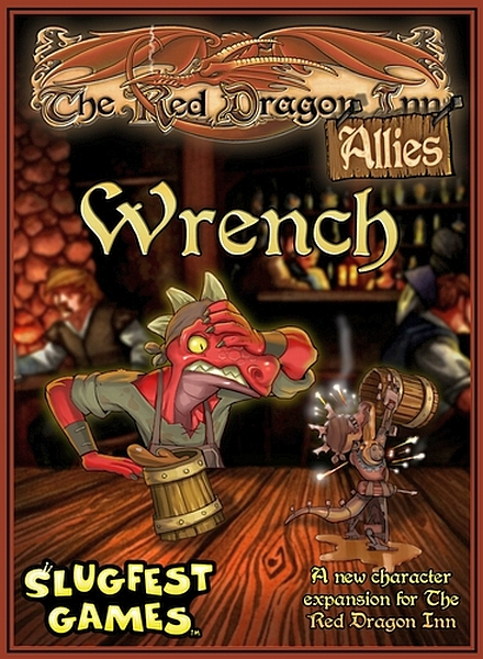 Red Dragon Inn, The: Allies - Wrench - obrázek