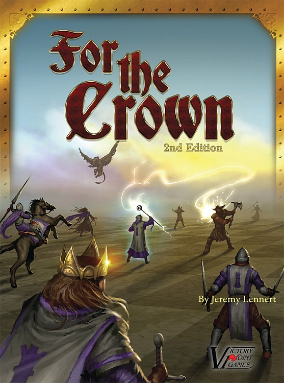 For the Crown (Second edition) - obrázek