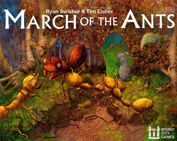 March of the Ants - obrázek