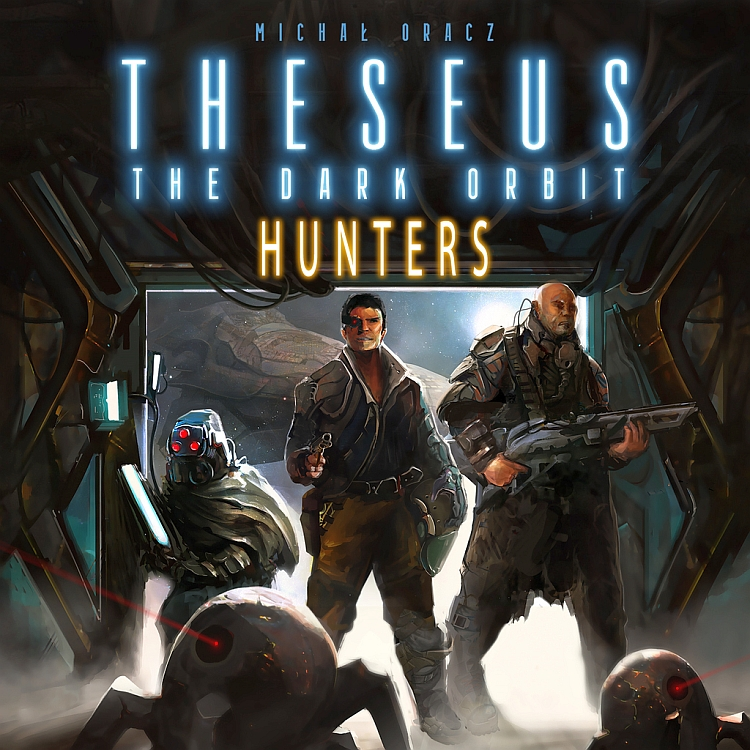 Theseus: The Dark Orbit – Hunters - obrázek