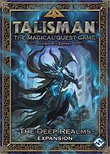 Talisman (Revised 4th Edition) od FFG kompletna ne