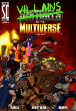 Sentinels of the Multiverse: Villains of the Multiverse - obrázek