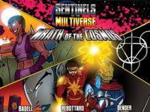 Sentinels of the Multivers: Wrath of the Cosmos - obrázek