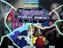 Sentinels of the Multivers: Shattered Timelines - obrázek