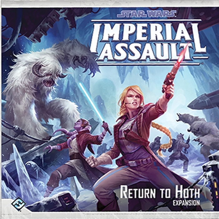 Star Wars: Imperial Assault – Return to Hoth - obrázek