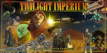 Prodám Twilight Imperium 3 ed + Shattered empire
