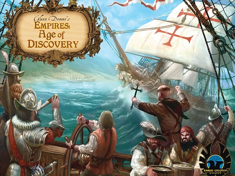 Empires: Age Of Discovery Deluxe Edition - obrázek