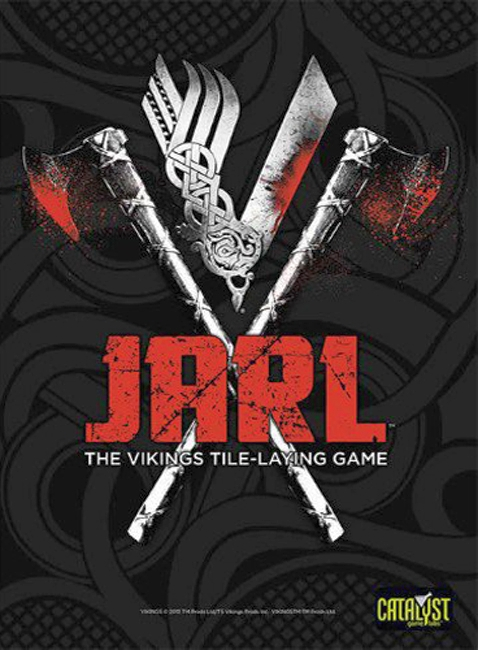 Jarl: The Vikings Tile-Laying Game - obrázek