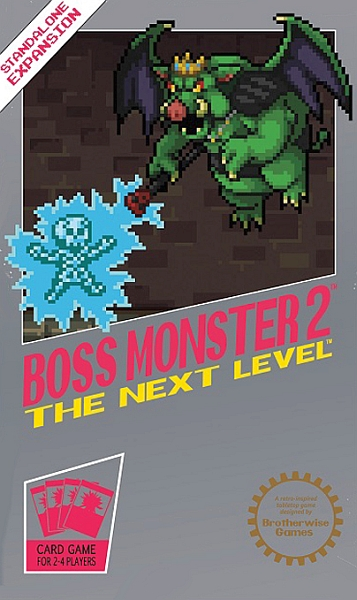 Boss Monster 2: The Next Level - obrázek