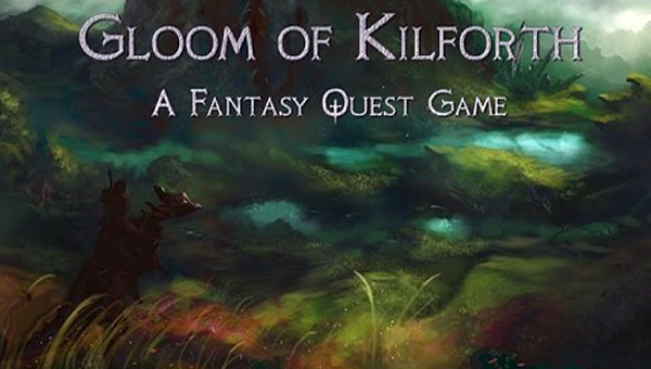 Gloom of Kilforth: A Fantasy Quest Game - obrázek