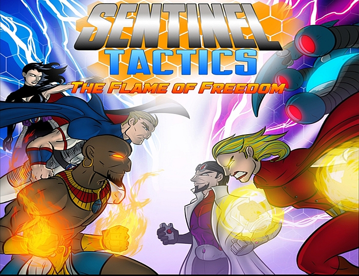 Sentinel Tactics: The Flame of Freedom - obrázek