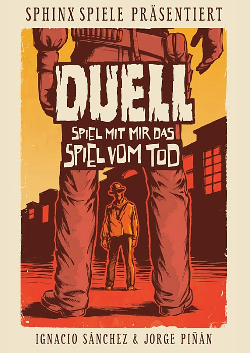 Duel: Once Upon a Game in the West - obrázek