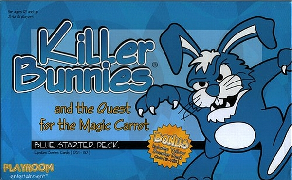 Killer Bunnies and the Quest for the Magic Carrot - obrázek