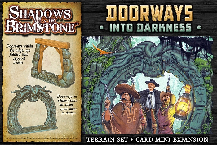 Shadows of Brimstone: Doorways into Darkness - obrázek