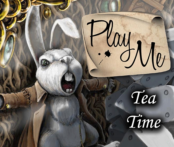 Play Me: Alice in Wonderdice – Tea Time - obrázek