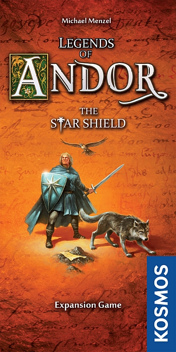 Legends of Andor: The Star Shield - obrázek