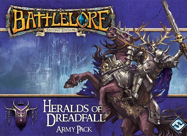 BattleLore (Second Edition): Heralds of Dreadfall Army Pack - obrázek
