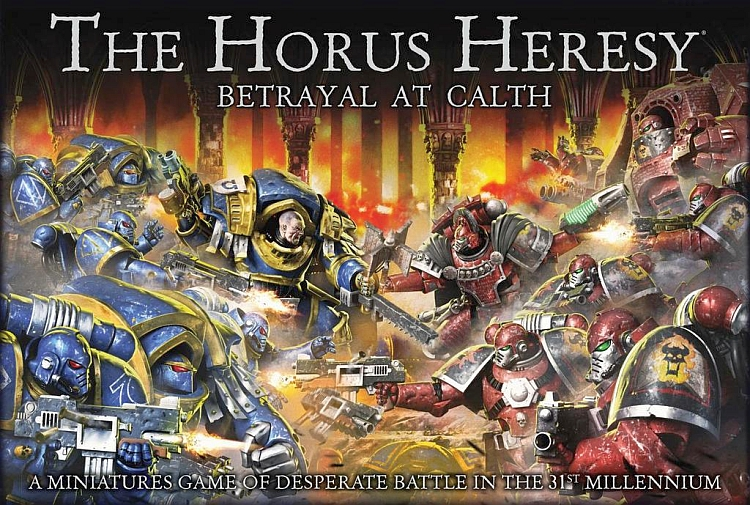 Horus Heresy, The: Betrayal at Calth - obrázek