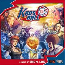 Kaosball: The Fantasy Sport of Total Domination (N
