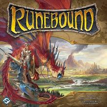 Runebound 3rd edition + Caught in Web