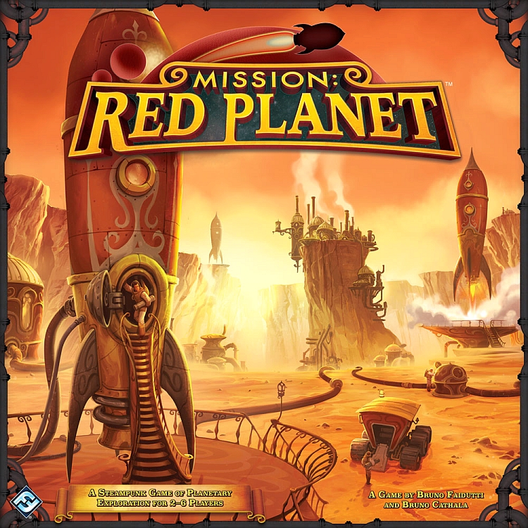 Mission: Red Planet (Second Edition) - obrázek