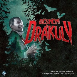 Fury of Dracula ENG - 3rd edition