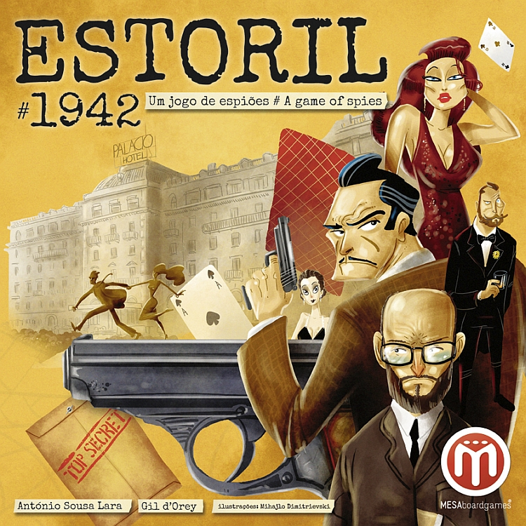 City Of Spies: Estoril 1942 - obrázek