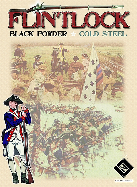 Flintlock: Black Powder, Cold Steel - Volume I: Carolina Rebels - obrázek