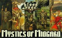Blood Rage: Mystics of Midgard ENG
