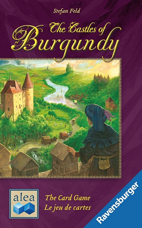 Castles of Burgundy, The: The Card Game - obrázek