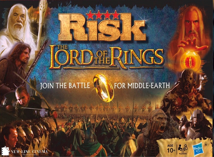 Risk: The Lord of the Rings - obrázek