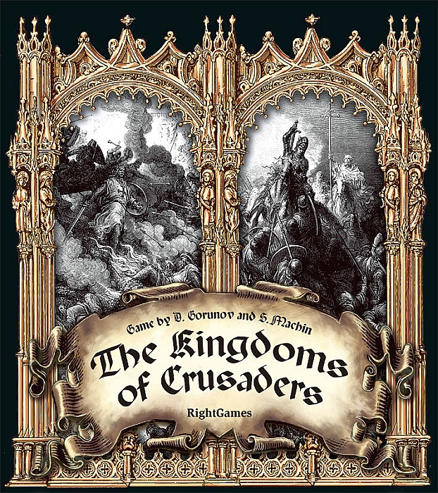 Kingdoms of Crusaders, The - obrázek