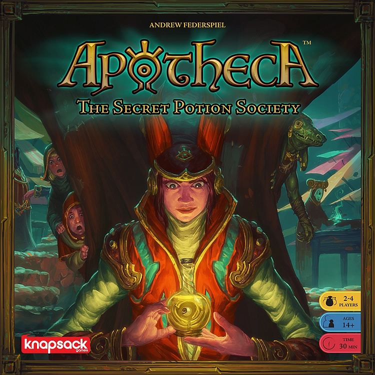 Apotheca: The Secret Potion Society - obrázek