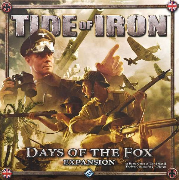Tide of Iron: Days of the Fox - obrázek