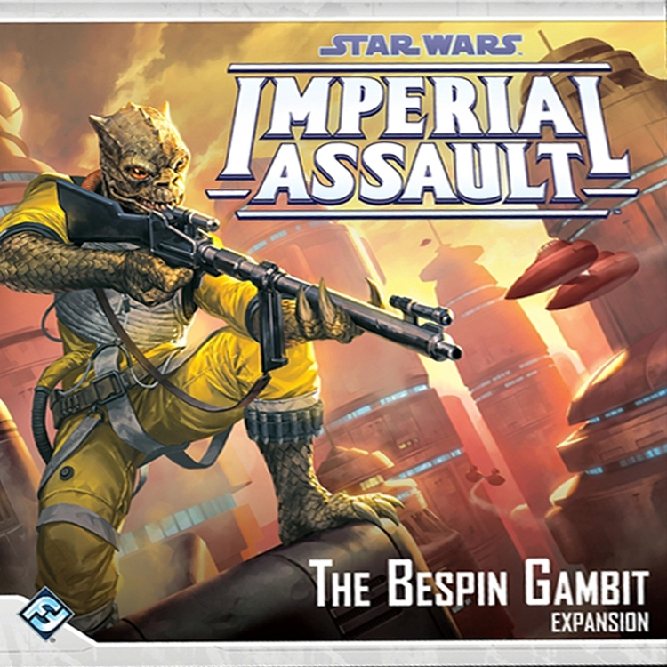Star Wars: Imperial Assault – The Bespin Gambit - obrázek