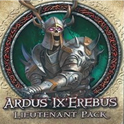 Descent: Journeys in the Dark (Second Edition) – Ardus Ix Erebus Lieutenant Pack - obrázek
