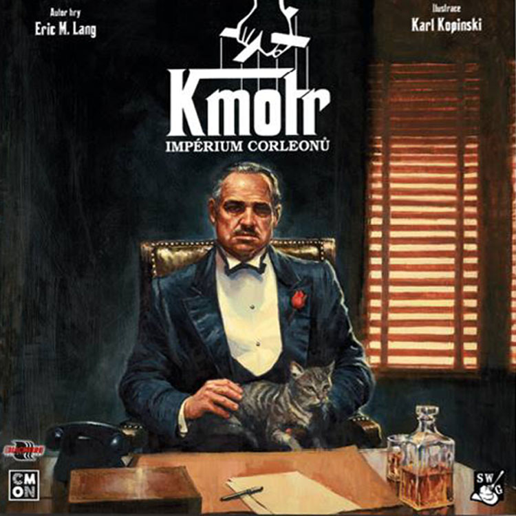 Godfather, The: The Board Game - obrázek