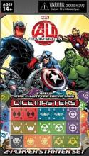 Dice Masters sbírka (collector's box, starter sety
